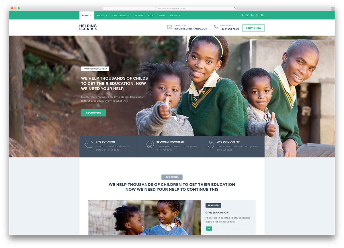 helpinghands-beautiful-charity-wordpress-theme