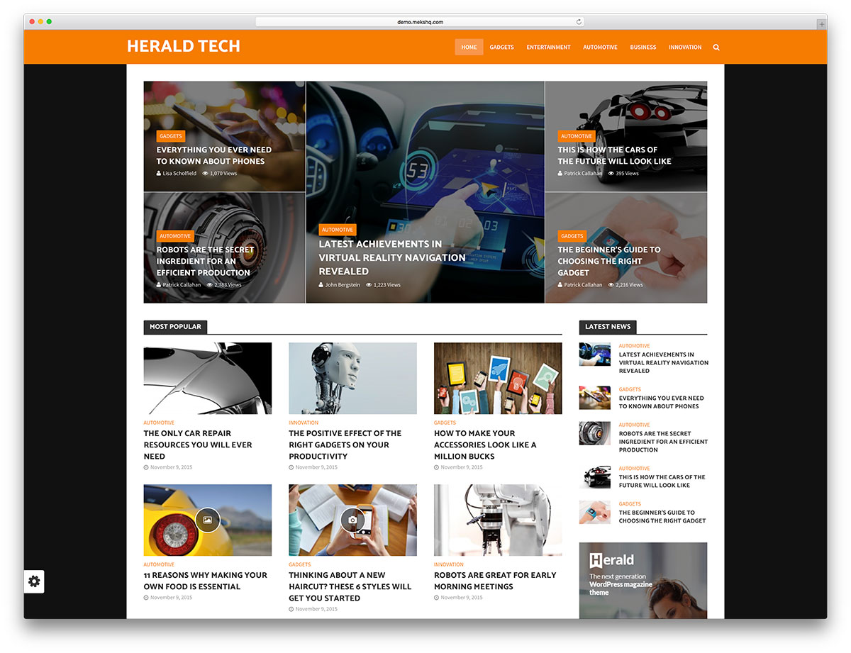 herald-tech-news-wordpress-theme
