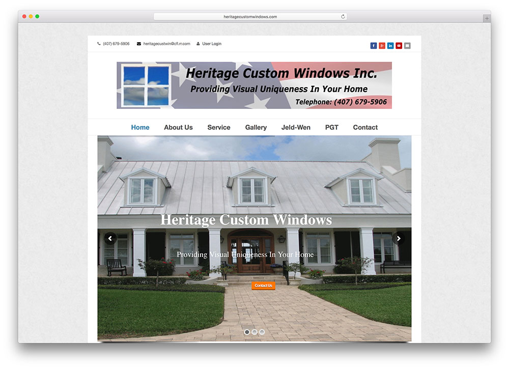 heritagecustomwindows-windows-manfacturer-site-example
