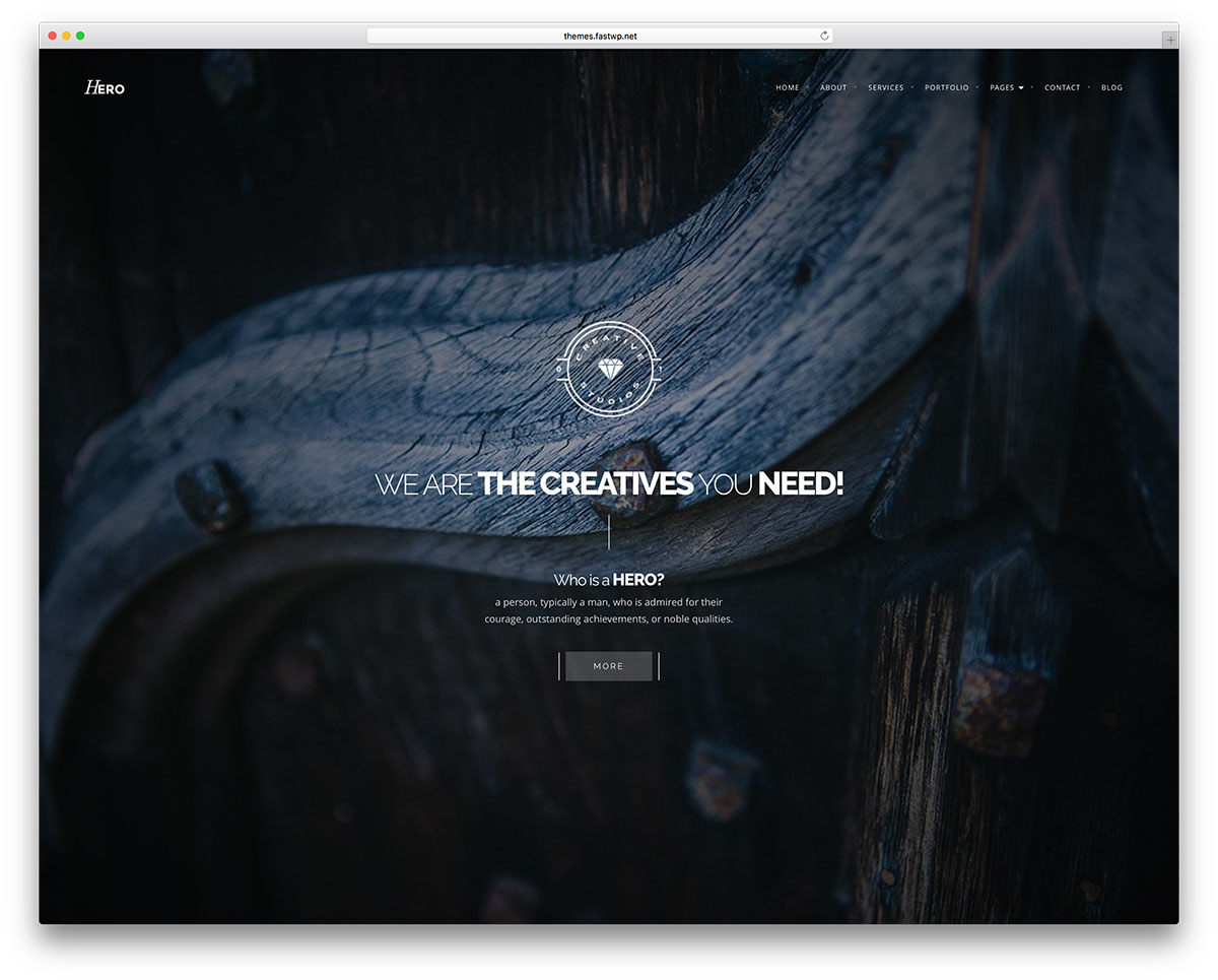 hero-fullscreen-theme-for-freelancers