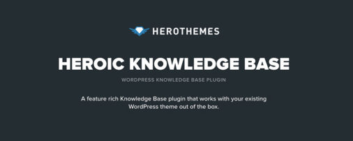Heroic Wordpress Knowledge Base