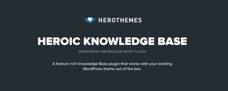 Heroic Knowledge Base Plugin Review: Build A Knowledge Base Website With WordPress
