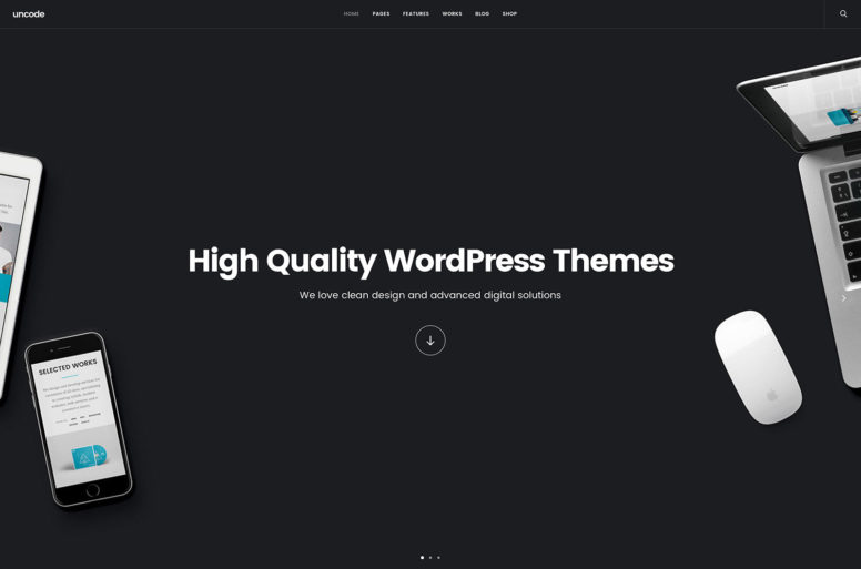 Top 20 High Quality WordPress Themes For Corporate, ECommerce & Portfolio Websites 2017