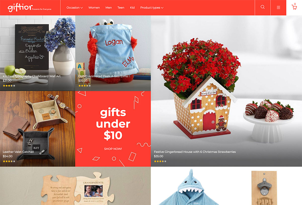 How To Spruce Up Your Web Design For Christmas – 20 Christmas Website Templates