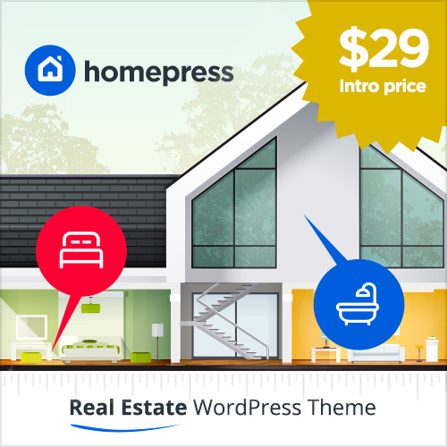 Homepress on Colorlib
