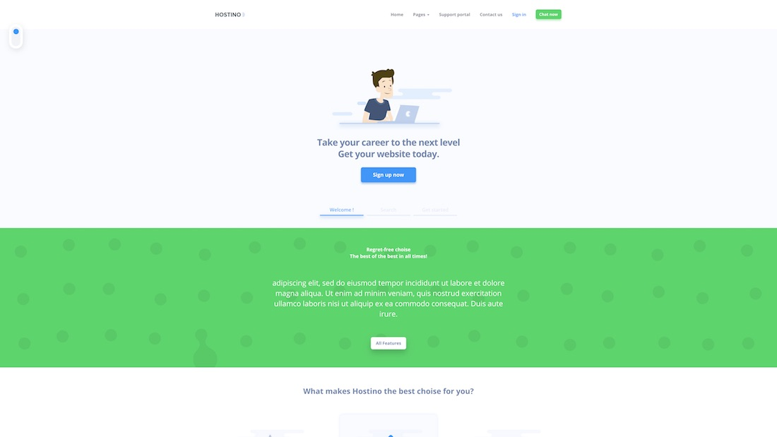 20 Technology Website Templates For Apps & Software 2018 - Colorlib