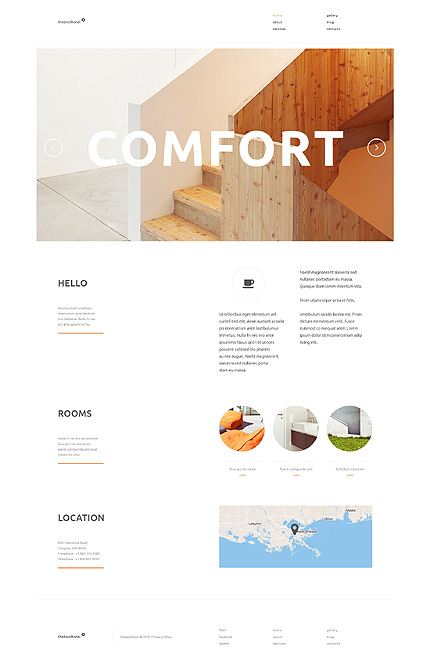 38 best hotel wordpress themes with incredible design and