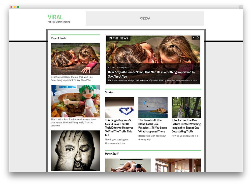 20 Best Google Adsense Optimized WordPress Themes For Blog, Magazine ...