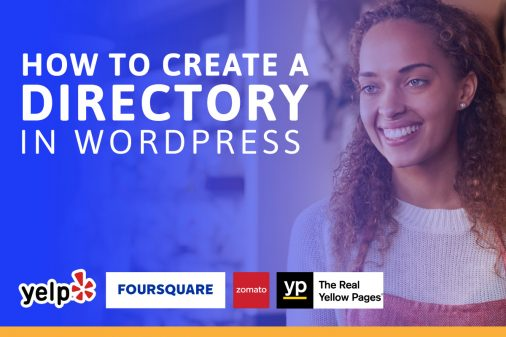 How To Make Directory With Wordpress