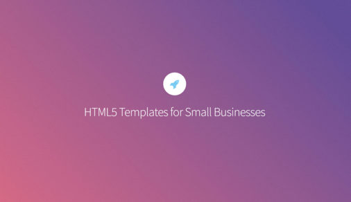 Html Business Templaes
