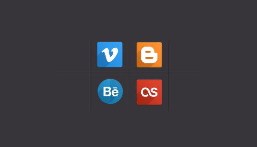 Html5 Social Sharing Buttons Templates