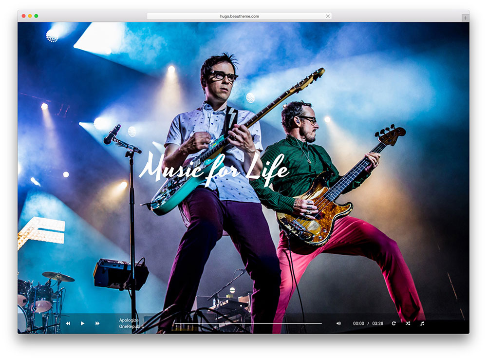 hugo-musician-wordpress-themes