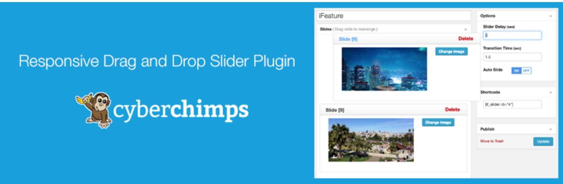 iFeature Slider