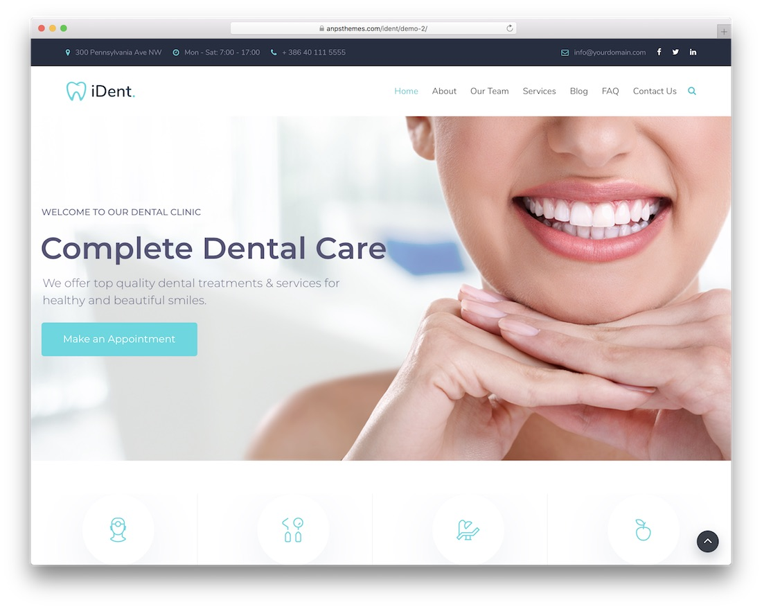 30 Best Health And Medical Wordpress Themes 2019 Colorlib