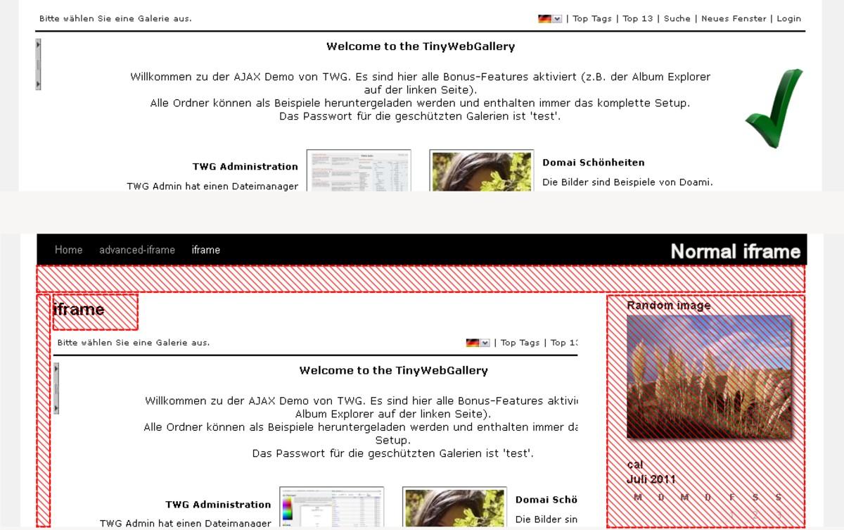 Responsive WordPress iFrame Plugins