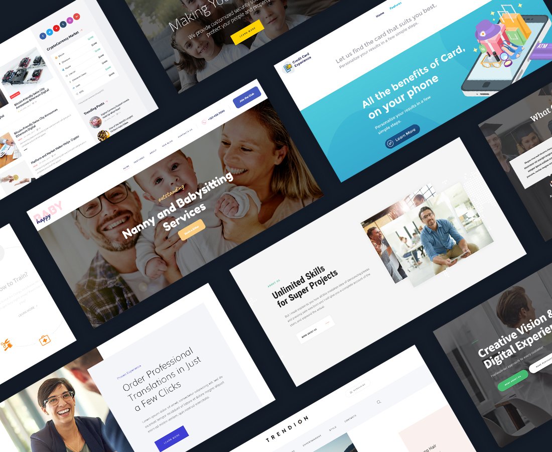 20 Newest WordPress Themes To Build Your Site With 2020