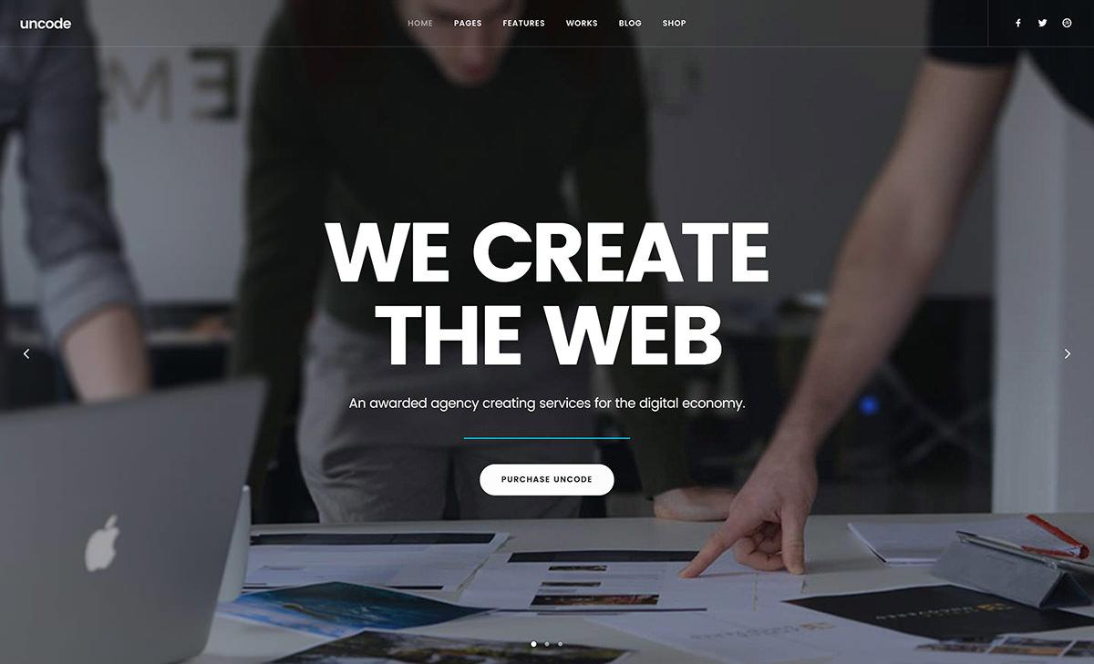 Uncode Theme Review: Powerful Top-Seller Creative Multi-Purpose WordPress Theme