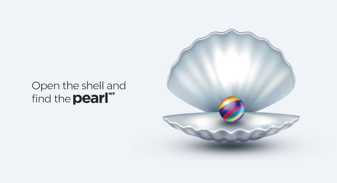 The Pearl WordPress Theme – Dev Story