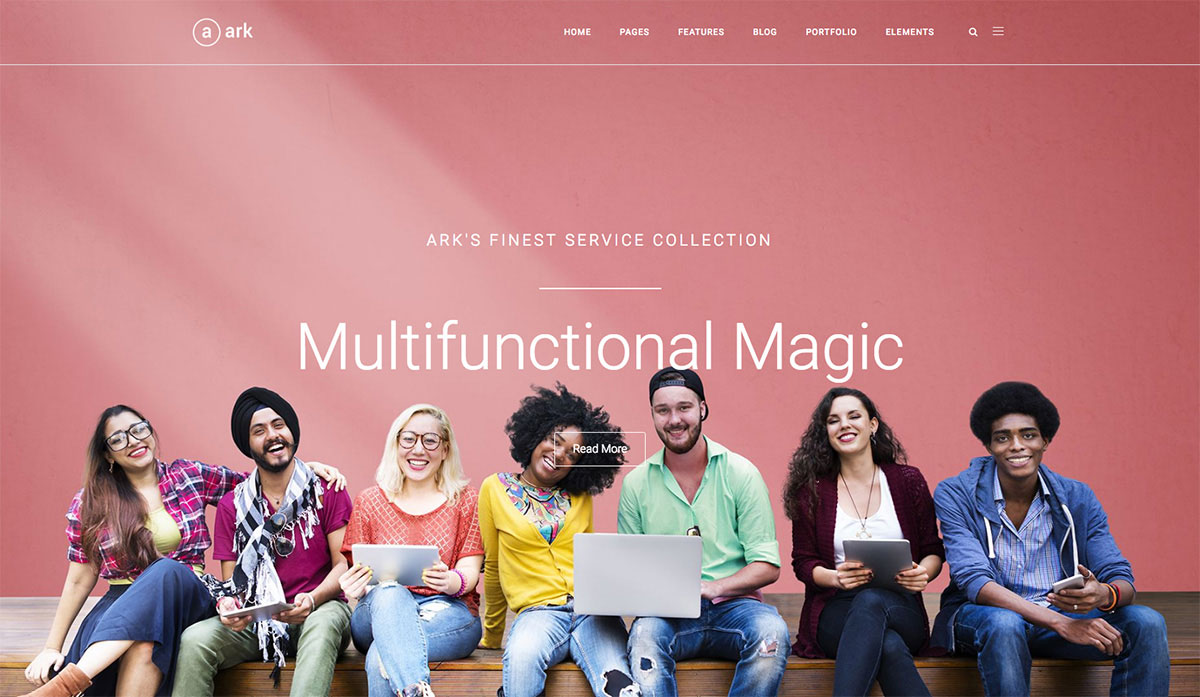 Ark Theme Review: Best Rated Multi-Purpose WordPress Theme