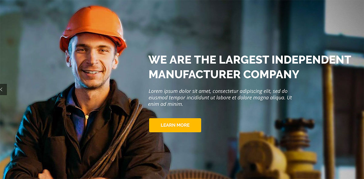 31 Best Manufacturing & Industrial WordPress Themes 2019