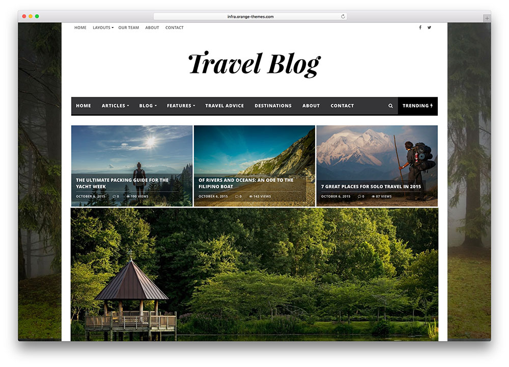 infra-travel-magazine-wordpress-theme