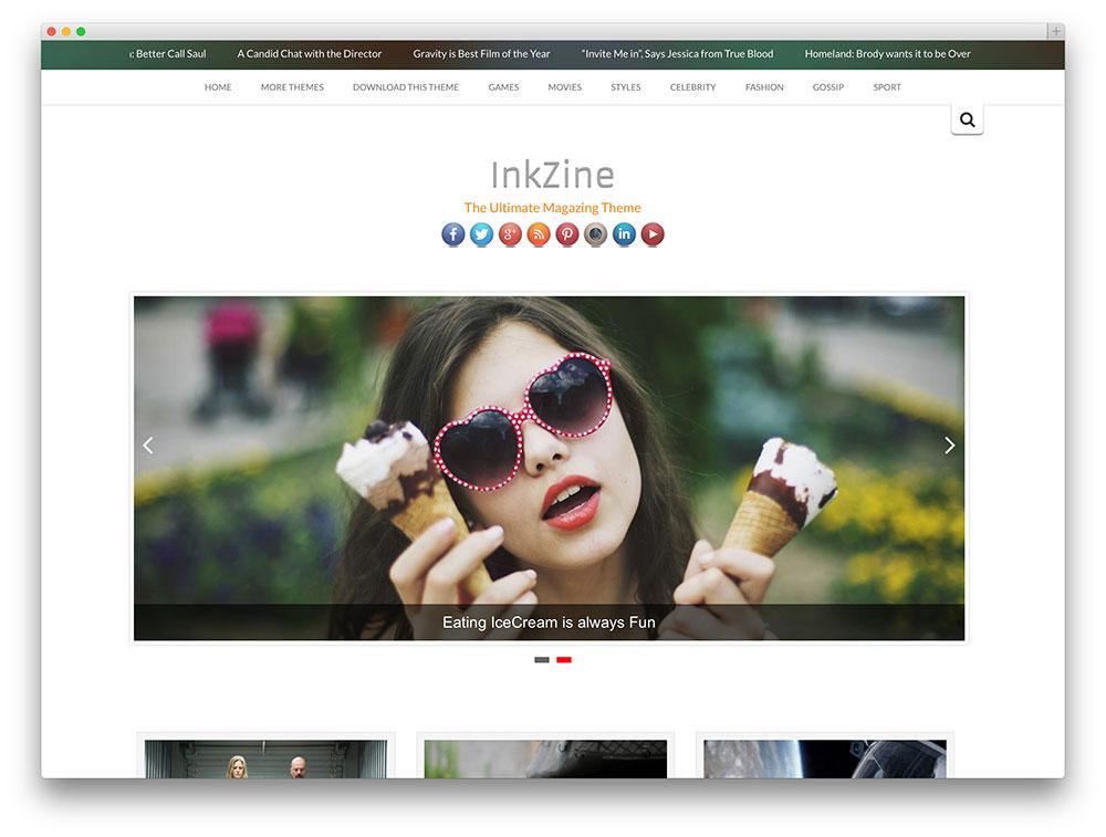 20+ Free Parallax Scrolling WordPress Themes 2018 - Colorlib