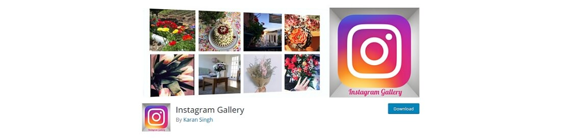 instagram gallery plugin