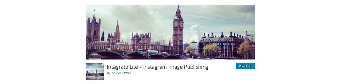 instagrate to wordpress plugin