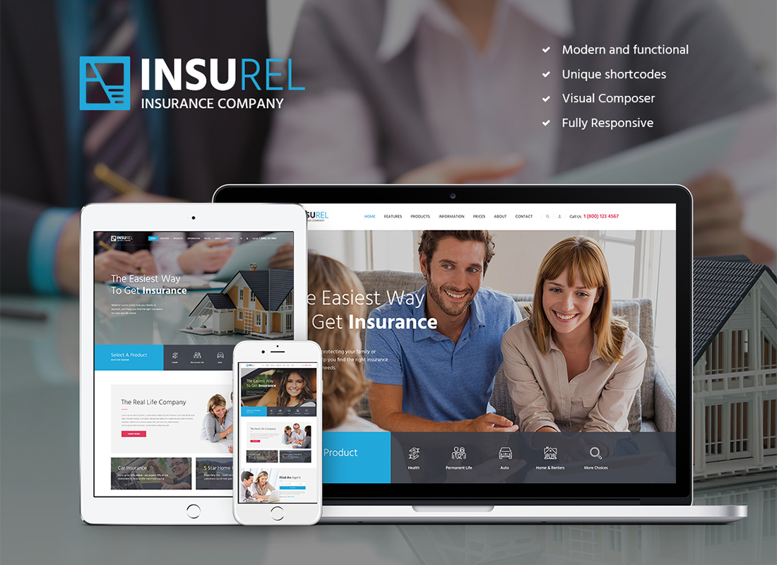 insurel-insurance-finance-theme