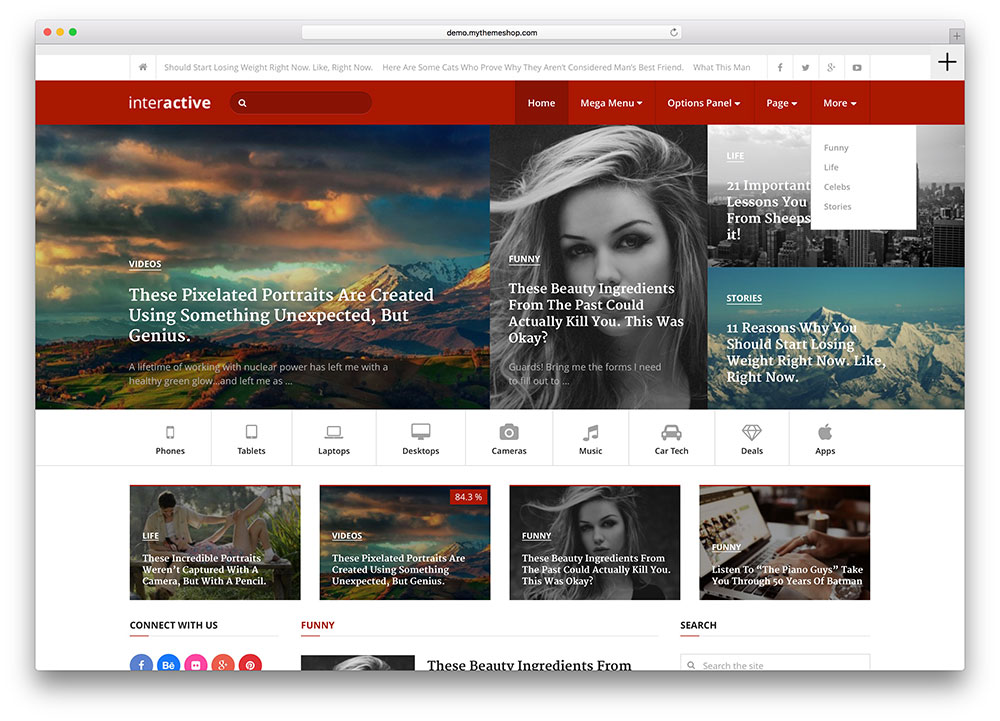 20 Best Google Adsense Optimized WordPress Themes 2018 - Colorlib
