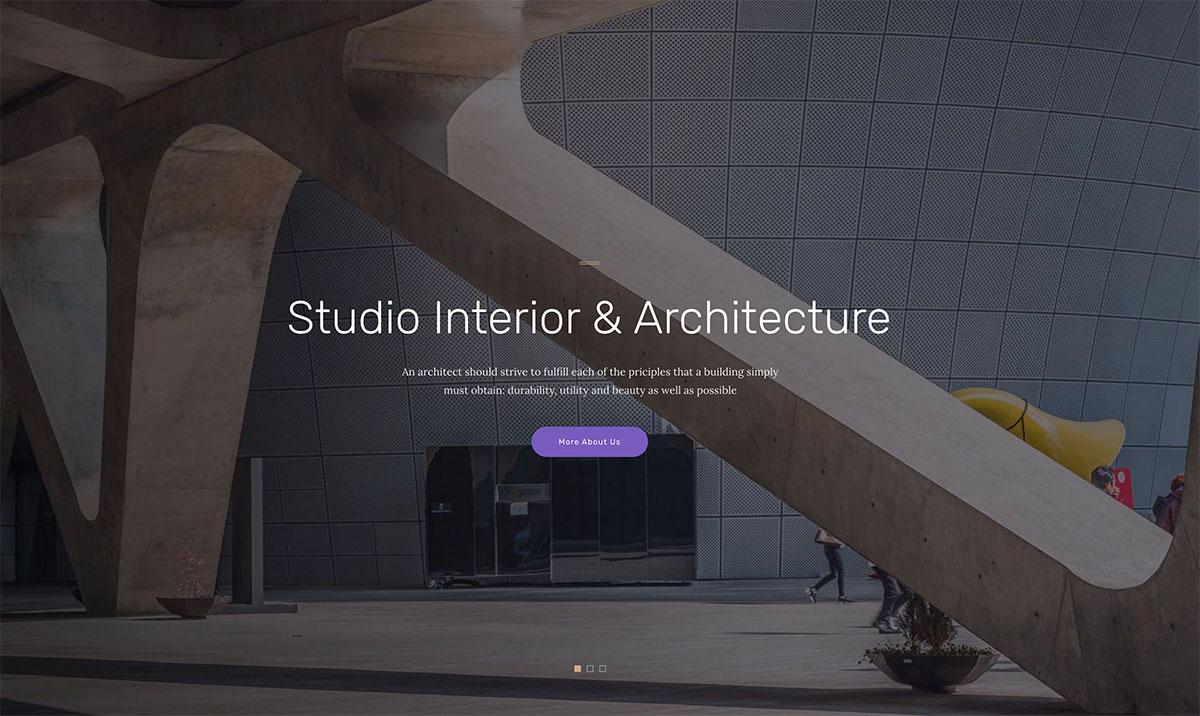 25 Best Interior Design WordPress Themes 2019