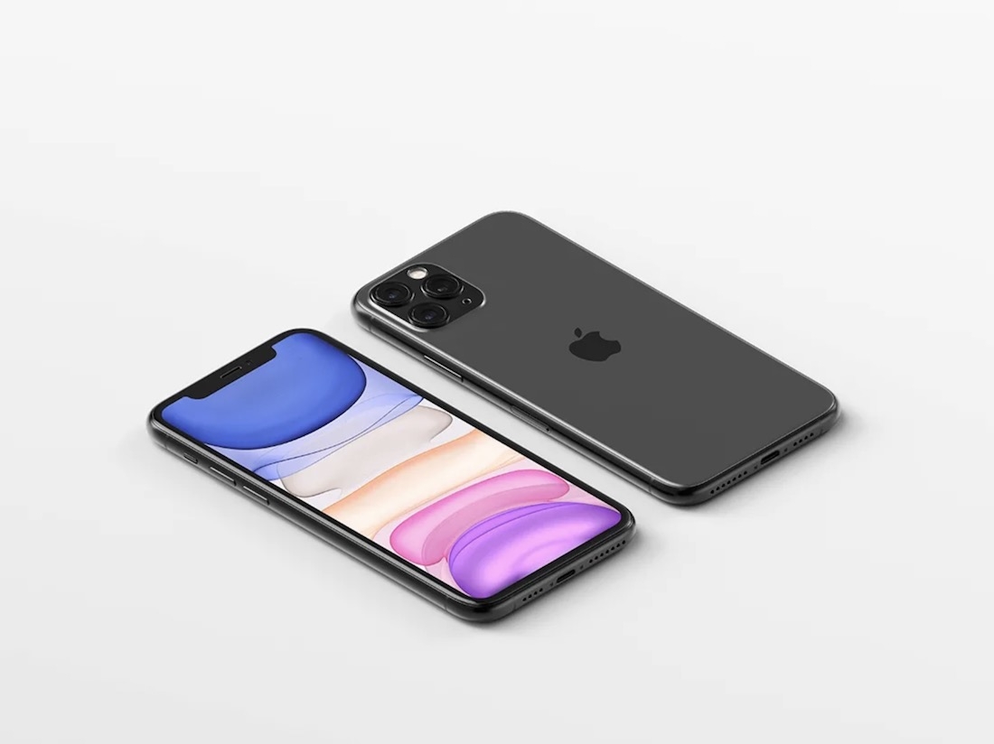 22 Best IPhone 11 Mockups For Stunning Presentation 2019