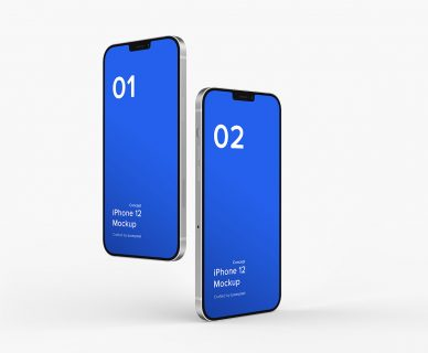 Iphone 12 Mockups