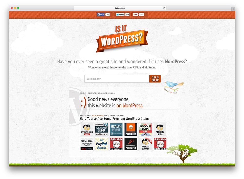is-it-wordpress