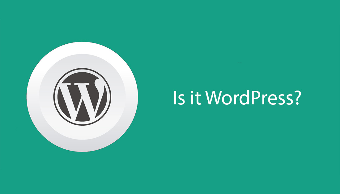 How To Find Out If A Website Is Running On WordPress?