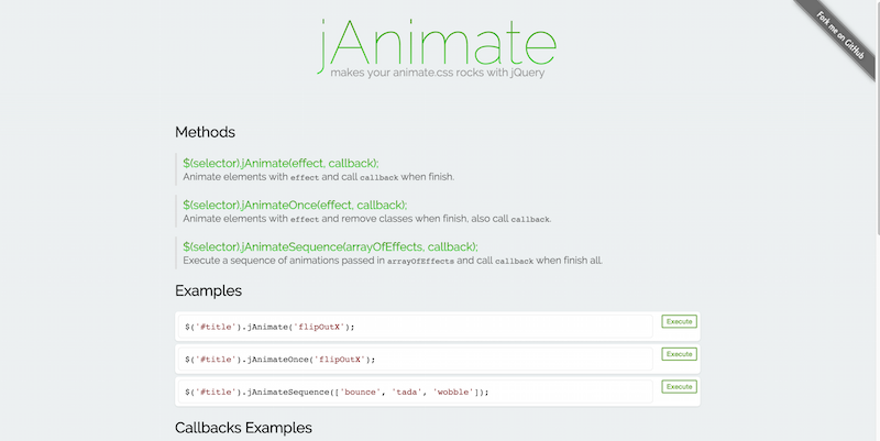 jQuery Animate- jQuery animations with Animate