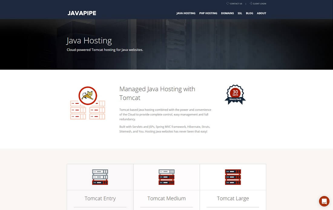 11 Best Java Hosting Compared 2018 - Colorlib