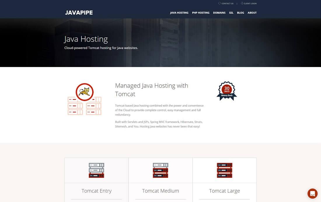 javapipe jsp hosting