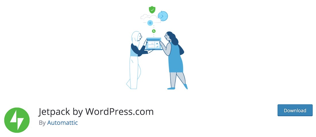 jetpack essential free wordpress plugin
