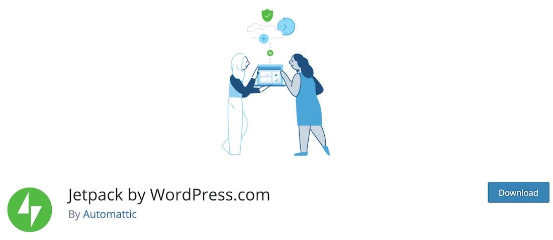 jetpack wordpress anti spam plugin