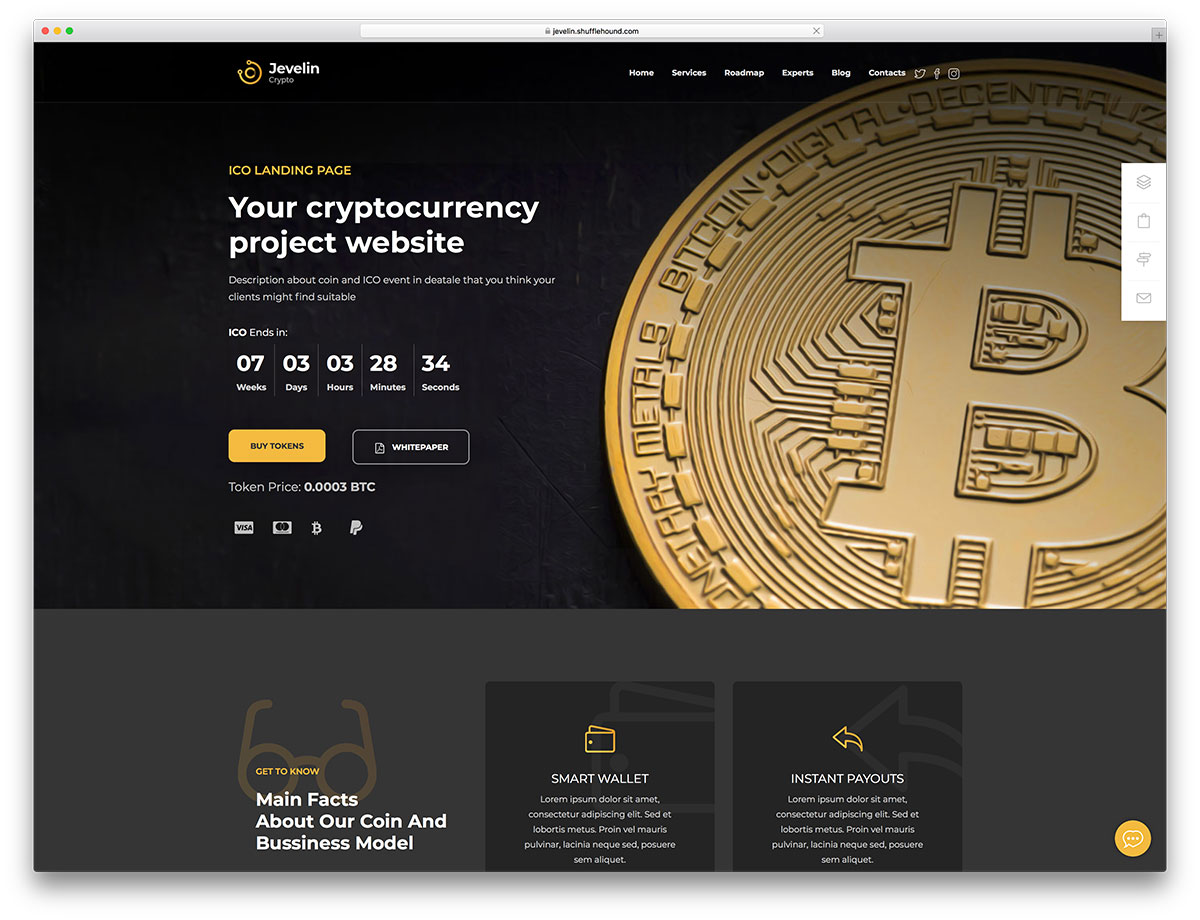 29 Best Bitcoin & Cryptocurrency WordPress Themes 2019