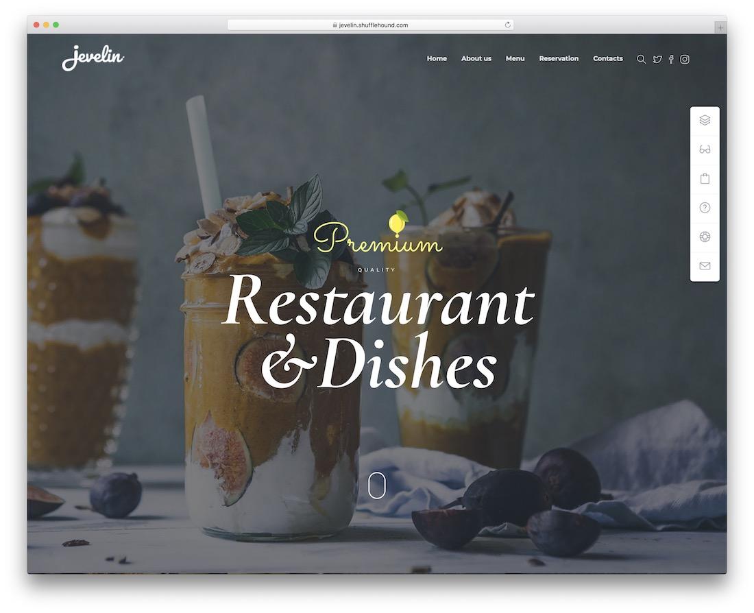 21 Best Coffee Shop WordPress Themes 2020 - Colorlib