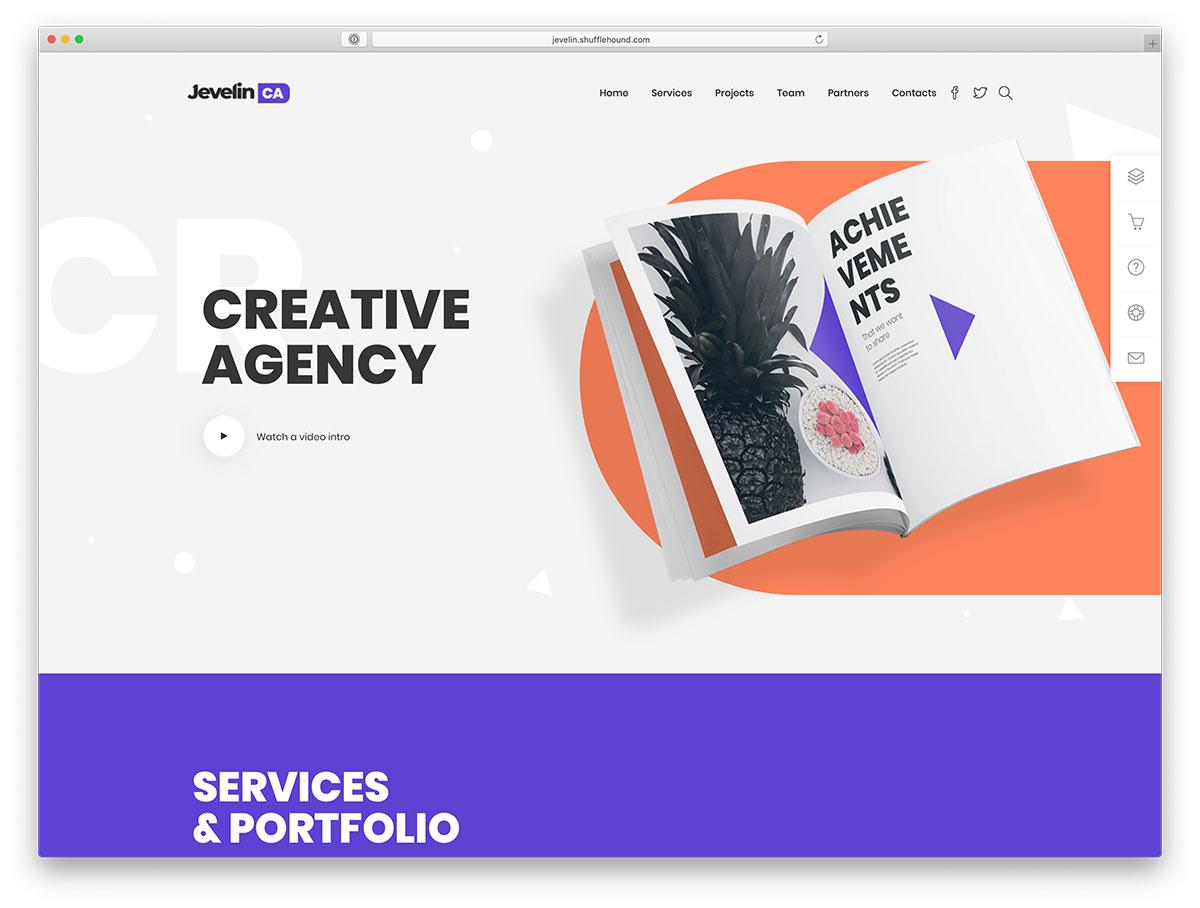 Top Digital Marketing and SEO WordPress Themes 2019 - Colorlib