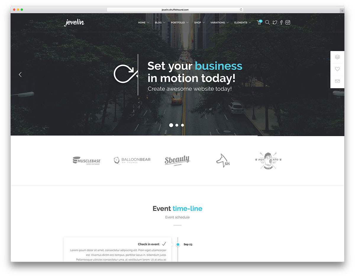 40+ WordPress Themes for Conference and Events 2020 Colorlib