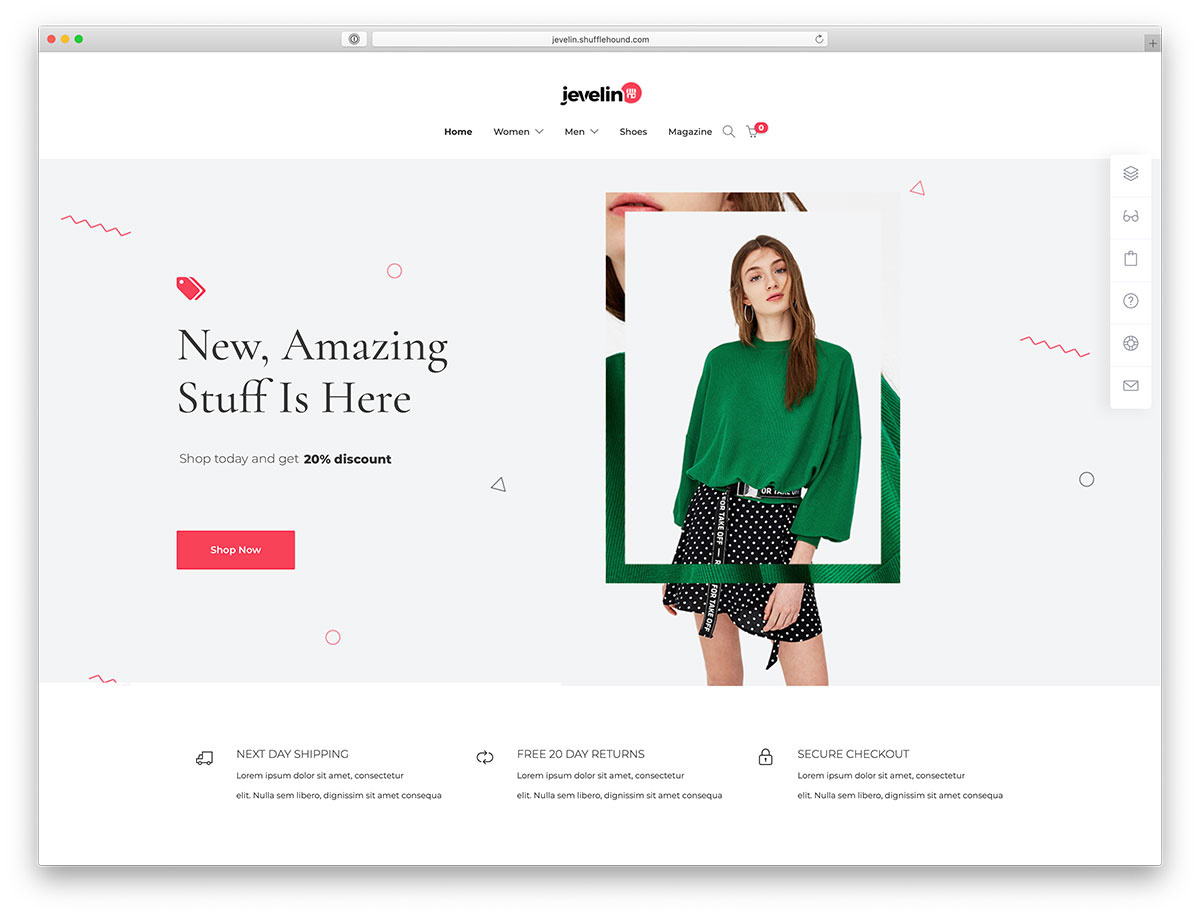 meilleur theme woocommerce