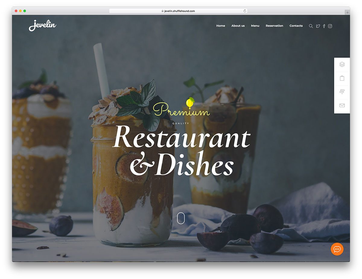 49 Best Wordpress Restaurant Themes 2020 Colorlib