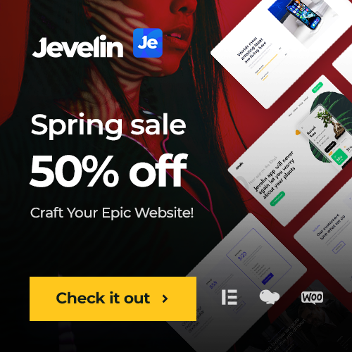 Jevelin Theme
