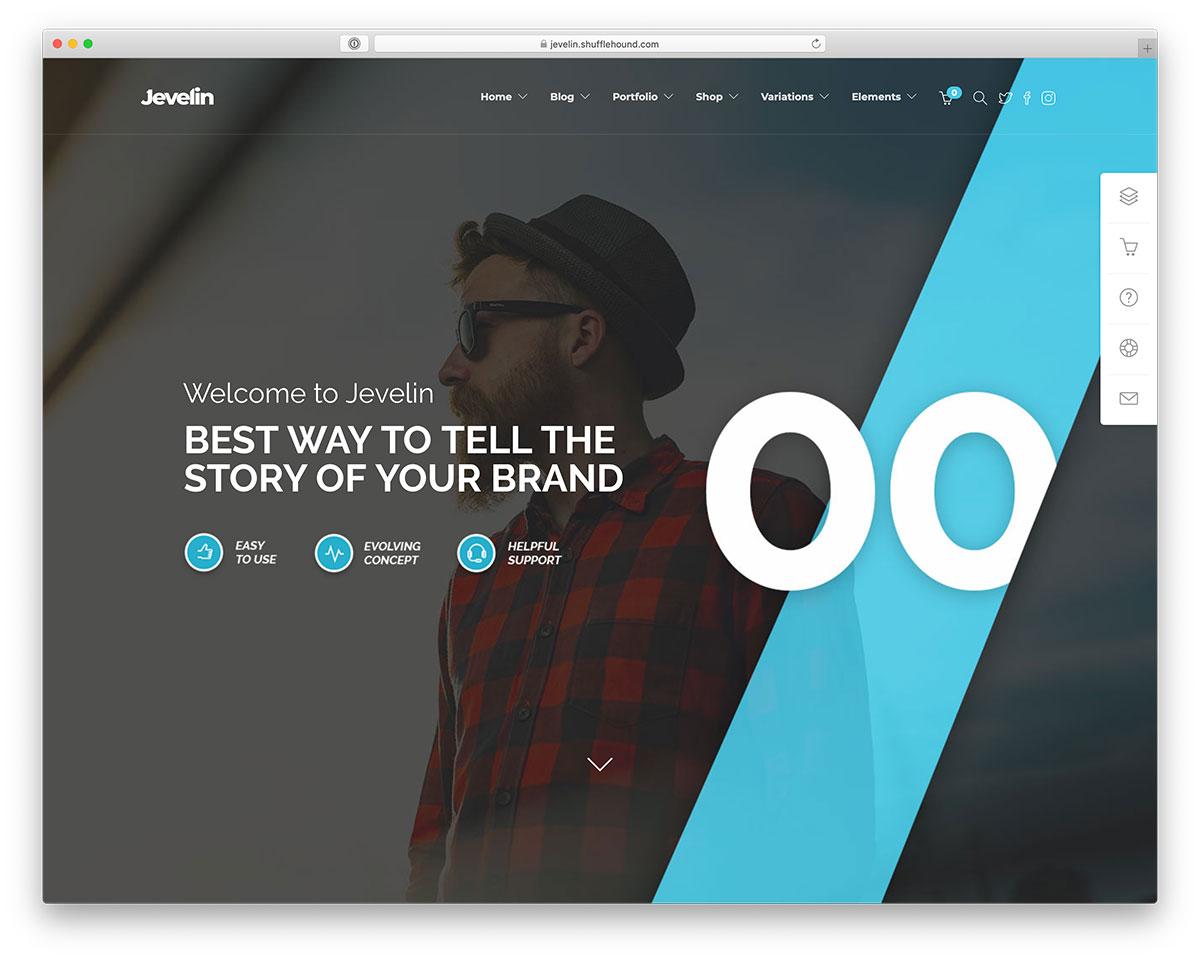 25 Top Resume Website Templates For Online Cvs 2020 Colorlib