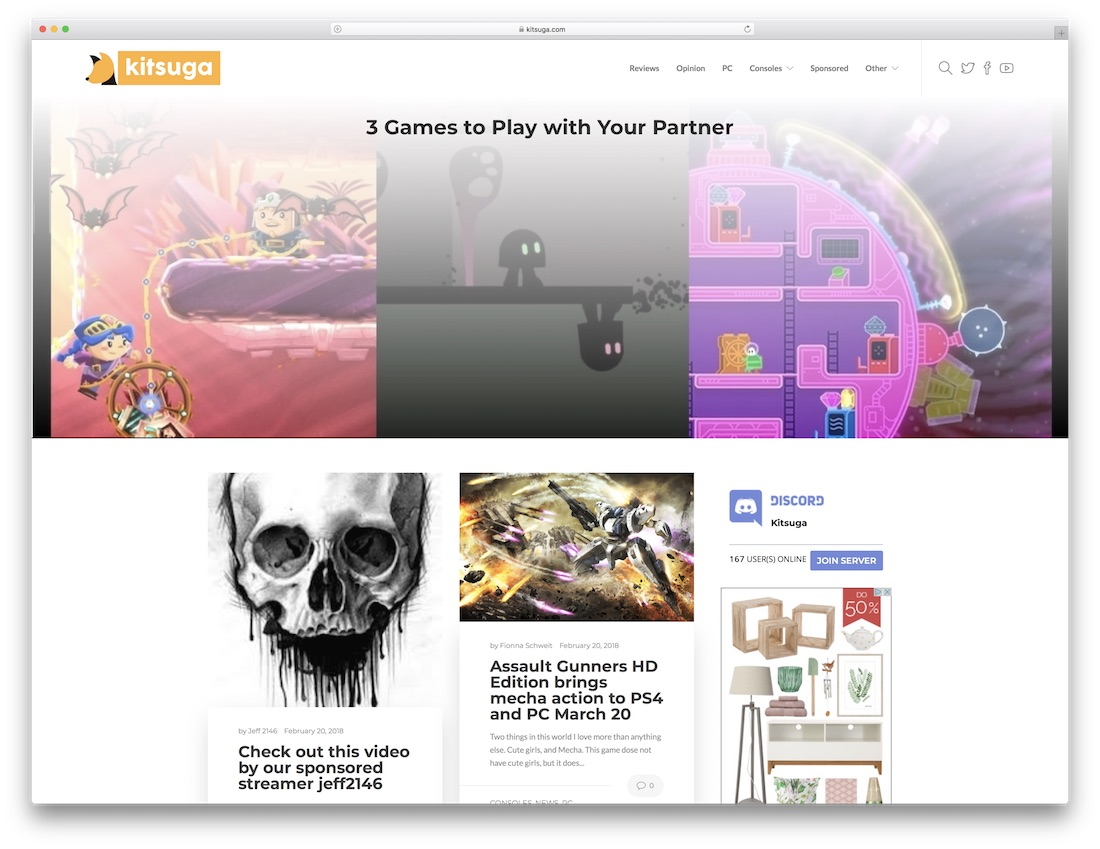23 Stunning Websites Powered By Jevelin WordPress Theme