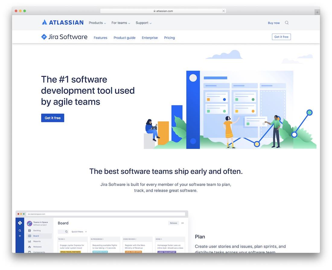 jira software development tool